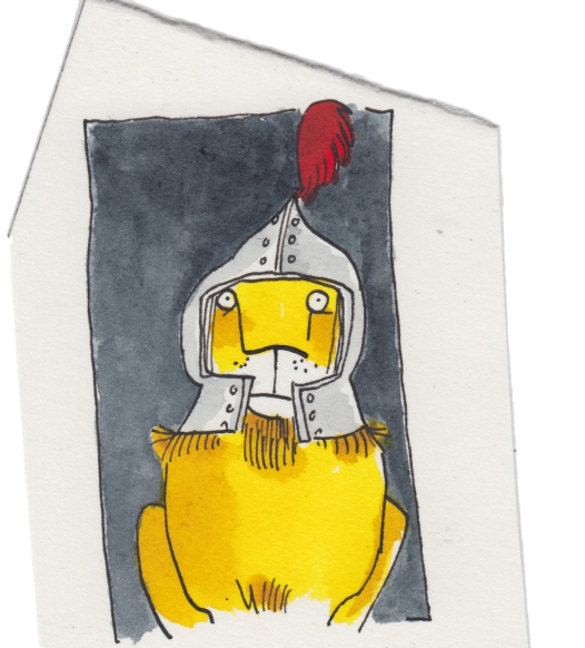 Ritterlöwe