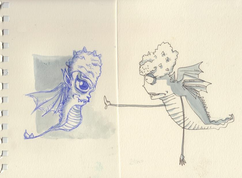 Fliegendewürmer