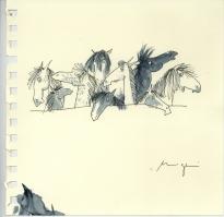 Pferdeköpfe