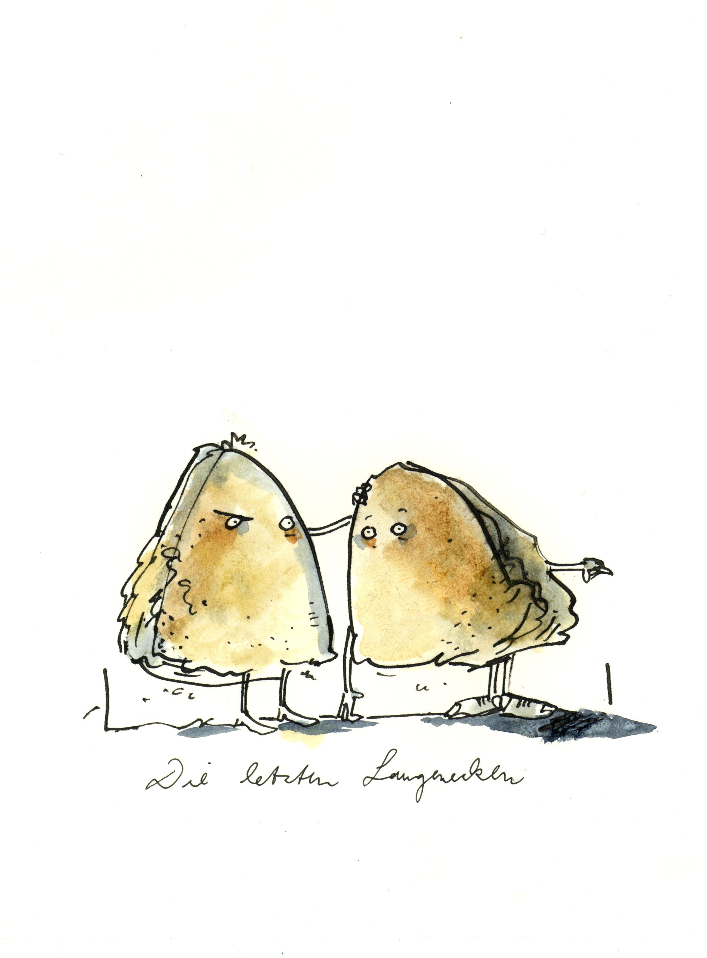 Laugenecken