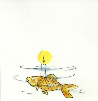 301Goldfisch