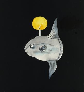 305Mondfisch